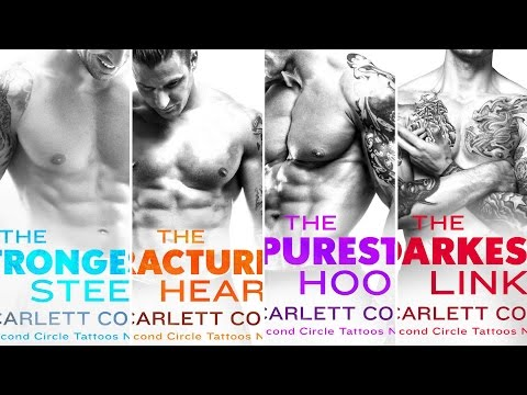 My book review of Scarlett Cole A second circle Tattoos series Book 1
