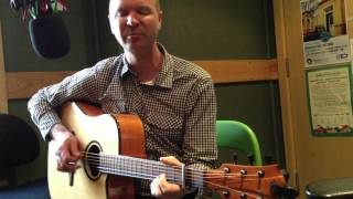 Barton Carroll - Every Little Bit Hurts: live session for Gilded Palace Radio Show,  26th May 2015