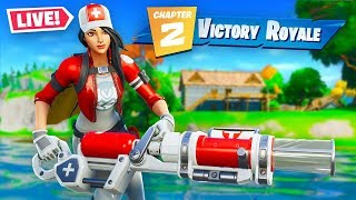 Fortnite Chapter 2 IS HERE, Live Victory Royales!