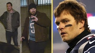 These two Eagles fans were arrested for attempting to kidnap Tom Brady