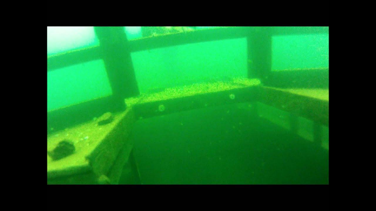 Lake Jocassee Scuba Diving Youtube