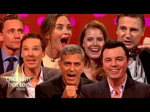MORE Celebrities Impersonating Other Celebrities - The Graham Norton Show
