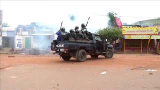 MALI: LA POLICE DISPERSE UNE MANIFESTATION INTERDITE