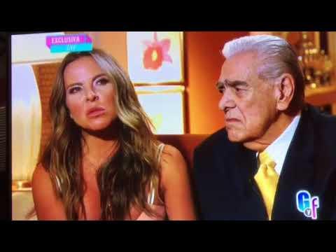 Kate y Don Erick del Castillo quieren  ir a ver al chapo a la carcel