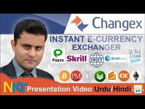 Online Exchange Changex Urdu/Hindi by NKT