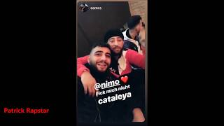 Nimo: Fick mich nicht Cataleya 😂😂