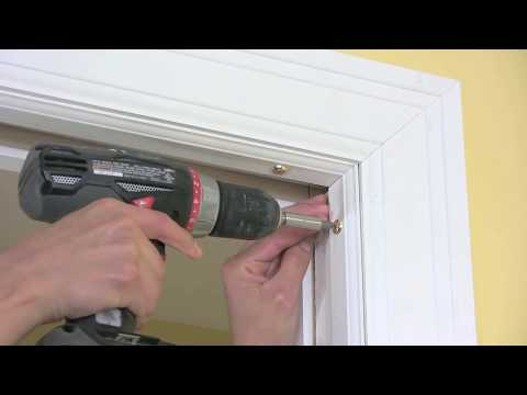 How To Remove A Pocket Door Youtube