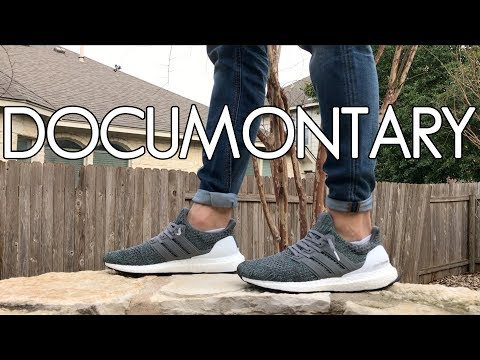 adidas Ultra BOOST 4.0 Grey Four Review & On-Feet | DOCUMONTARY