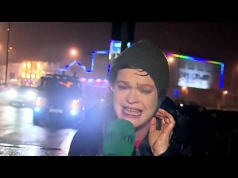 RTE's Teresa Mannion - Doomsday Weather Forecast