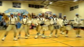 Lakeland High School Drumline 2014 Exhibition