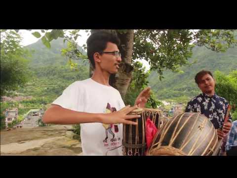 Simsime Pani Ma/Bajho Khet Ma/Resham Firiri Instrumental Mashup - Ekata