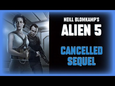 The Unmaking Of ALIEN 5 | Project: Red Harvest