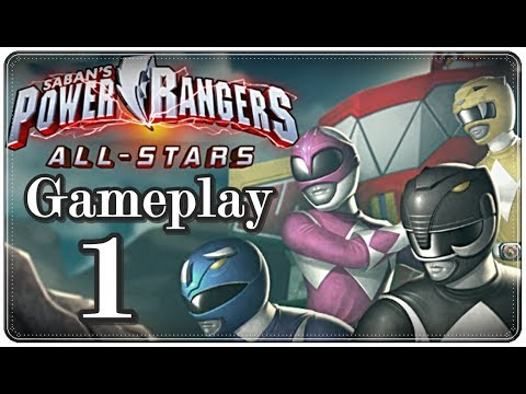 Power Rangers: All Stars | Android APK & iOS Gameplay - Phone Games