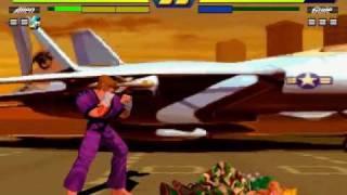 Street Fighter EX Plus Alpha-Battle for Strange Sunset Remaked Remix