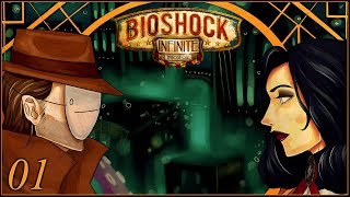 Cry Plays: Bioshock Infinite: Burial at Sea [Ep1] [P1]