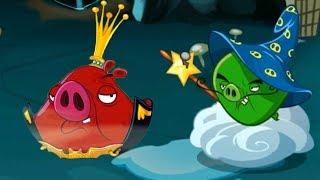 Angry Birds Epic #127 Bad Piggies и злые птички #КРУТИЛКИНЫ