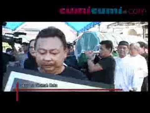 Ida Kusumah Kini Telah Menyatu Dengan Tanah - CumiCumi.com