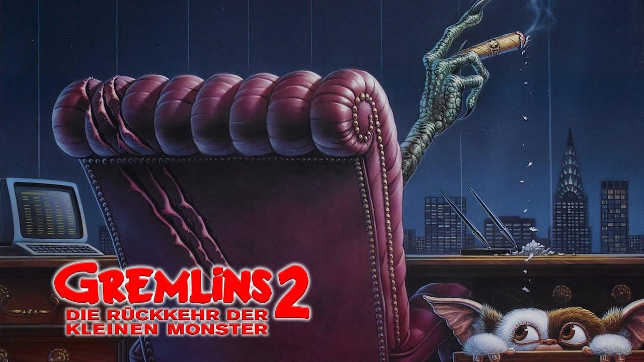 Gremlins 2 - Trailer HD deutsch