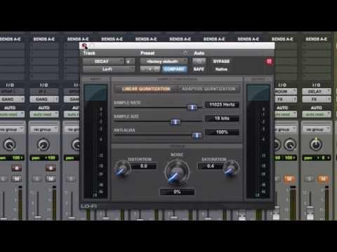 Warm Analog Sounds With Digital Delays - TheRecordingRevolution.com