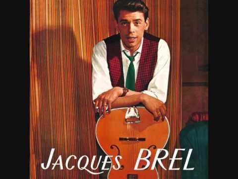 Jacques Brel - L'homme dans la cité