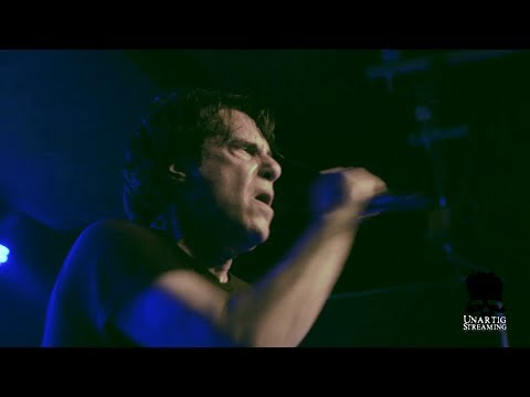Negative Approach live at Saint Vitus Bar on July 21, 2017 (front)