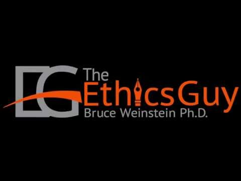 Keynote Excerpts from The Ethics Guy