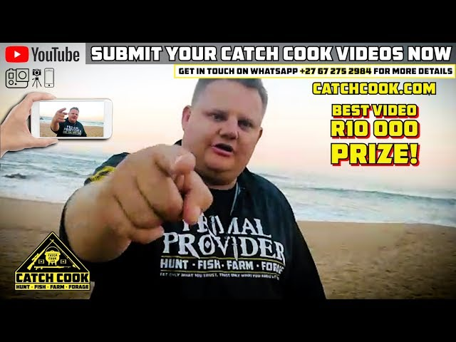 CATCH COOK | SUBMIT & WIN!!!