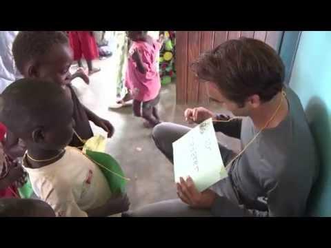 Roger Federer Visits Malawi