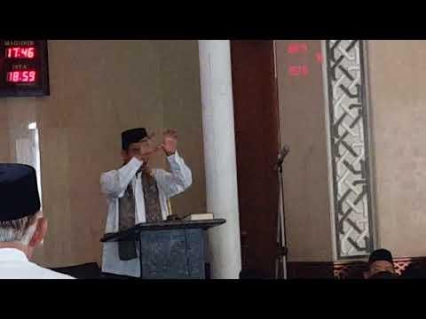 Ceramah Ustadz Abdul Somad Lc MA di Mahkamah Agung, 24 Mei 2018