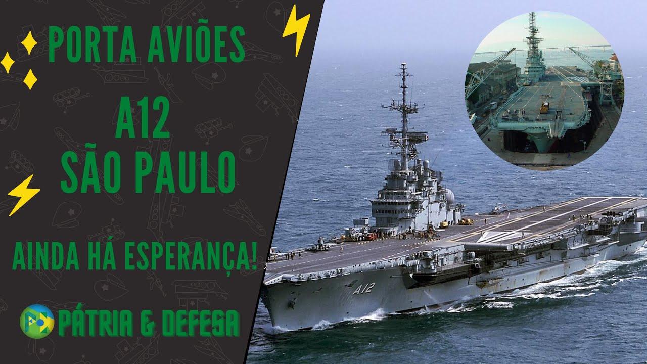 Porta Aviões São Paulo, existe uma esperança para este ícone da Marinha do Brasil. Vamos Conversar!