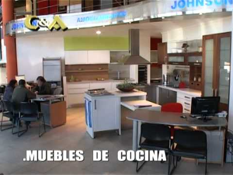 Mottesi materiales comodoro rivadavia muebles johnson 1 for Muebles de cocina johnson