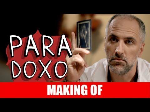 Making Of – Paradoxo