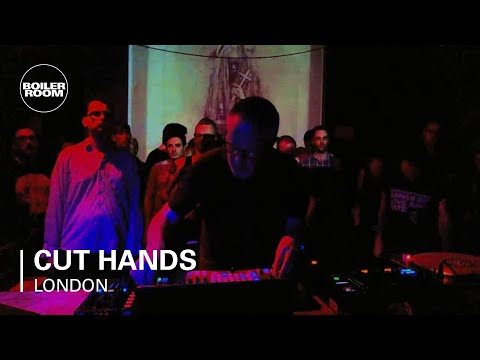 Cut Hands Boiler Room LIVE Show