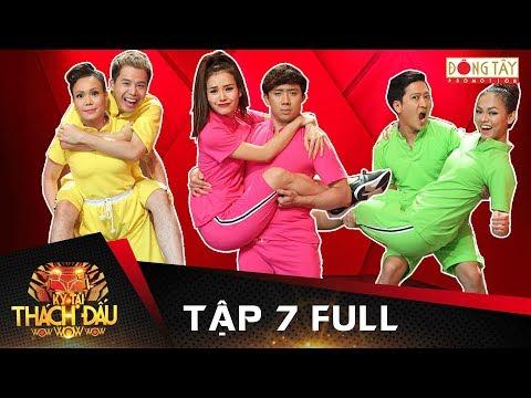 Kỳ Tài Thách Đấu 2017 | Tập 7 Full: Mai Ngô, Trịnh Thăng Bình, Jolie Phương Trinh (5/11/2017)