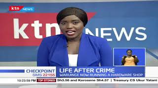 Life after crime: Story of Ndunga Warunge former Mungiki leader now changing people lives