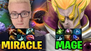 Miracle- TA vs MagE Invoker - Both Player is Insanely Good