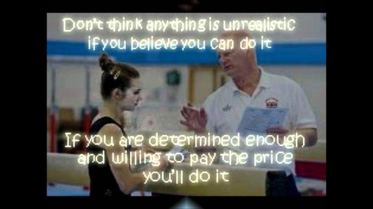 Pictures And Inspiration: Gymnastics Quotes