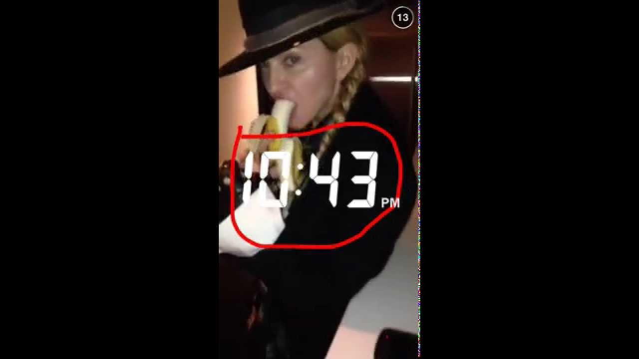 Snapchat Madonna nude (53 pics), Topless
