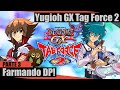 Yugioh GX Tag Force 2 (Parte 3) - Deck Semi Delicia, Farmando DP!!