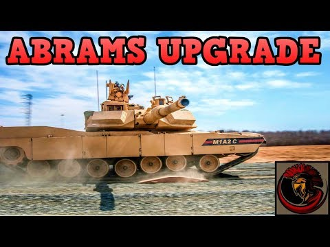 M1A2C Abrams Tank Upgrade - The Last One?