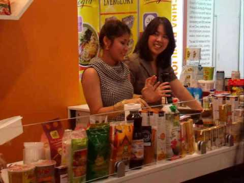 Sial Food Exhibition In France