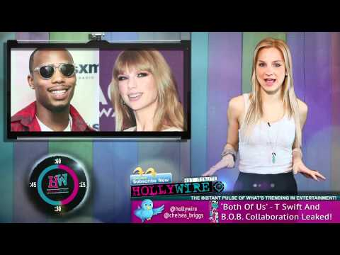 Taylor Swift And B.O.B. 'Both Of Us' Collaboration Leaked