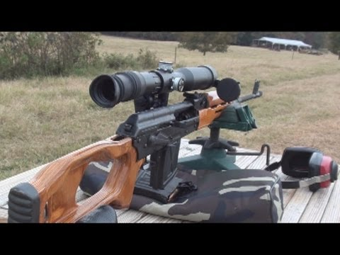Romanian PSL 7.62x54r Rifle