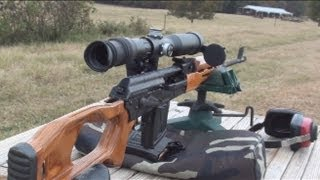 Romanian PSL 7.62x54r Rifle