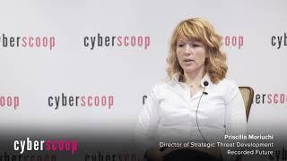 Recorded Future's Priscilla Moriuchi on North Korea's hacking changes