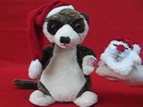 DanDee Singing Animated Meerkat