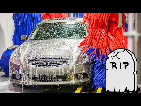 5 ways the car wash will destroy your car youtube 5 ways the car wash will destroy your car solutioingenieria