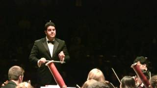 Dvorak - New World Symphony - 4th Movement - Tito Muñoz/NEC Philharmonia Thumbnail