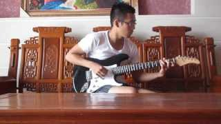Day dứt nỗi đau - mr.siro guitar solo