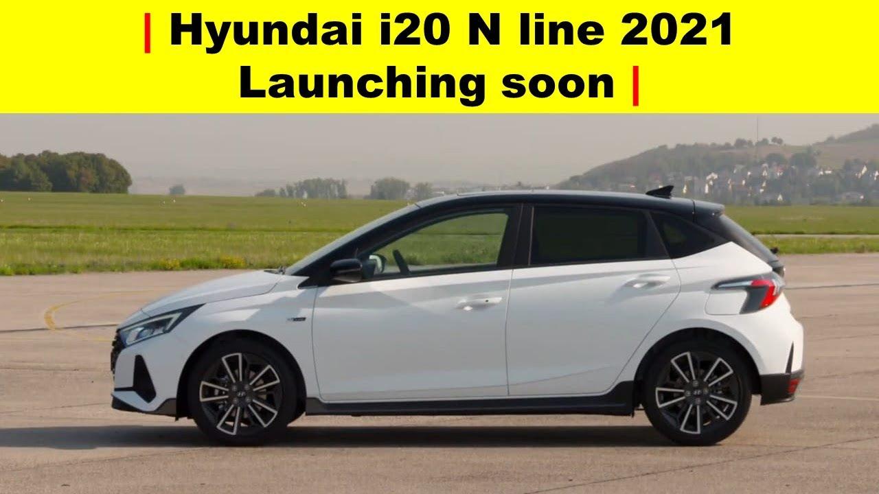 Hyundai i20 N line 2021 Launching soon | Uandi Automobiles